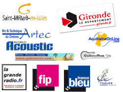 CS2015 Panneau des sponsors
