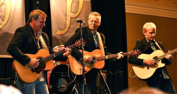 Loren, Mark et Tommy Emmanuel