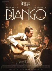 affiche film Django