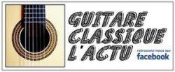 Guitare classique actu