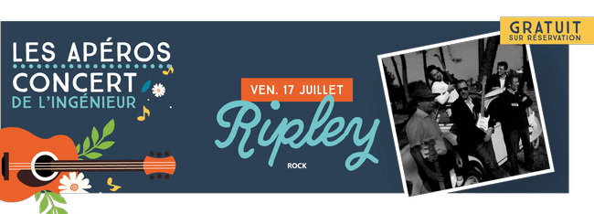 Affiche groupe RIPLEY